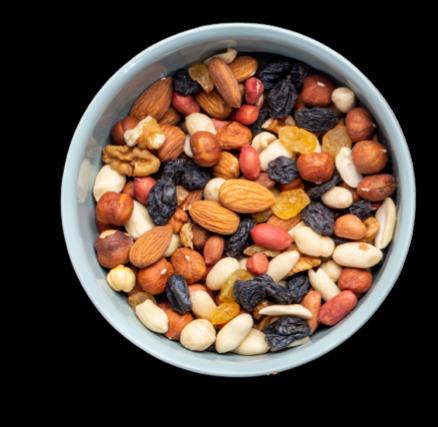 bowl frutos secos