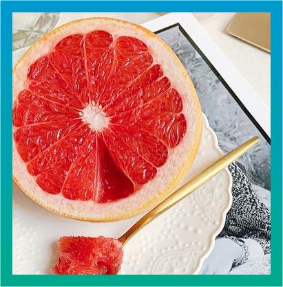 montaje naranja roja
